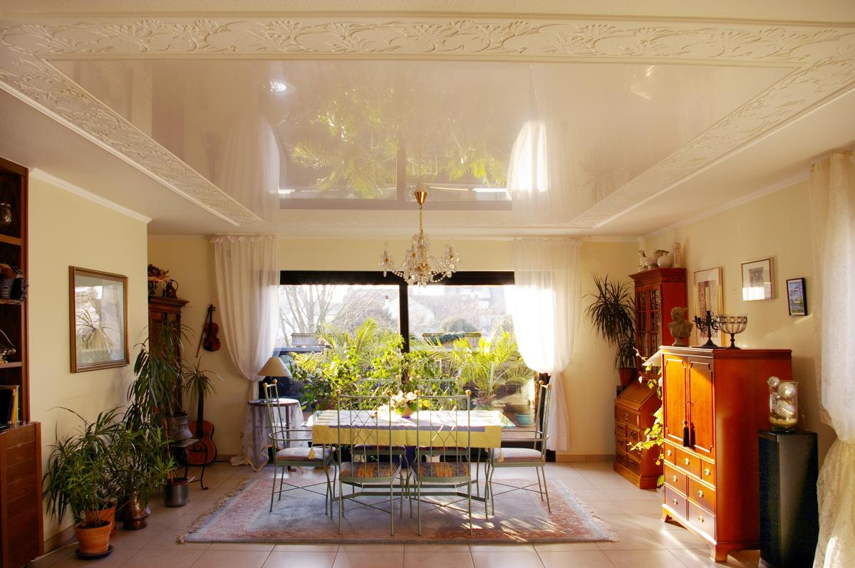 exclusive spanndecken. Black Bedroom Furniture Sets. Home Design Ideas